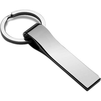 《REFLECTS》Shine 輕鬆放鑰匙圈(銀)