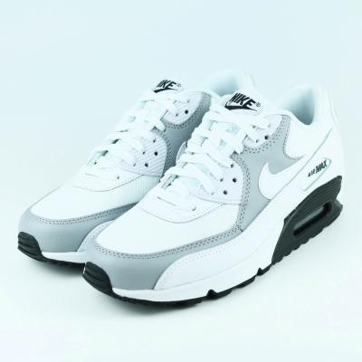 NIKE-WMNS AIR MAX 90女休閒鞋-白黑