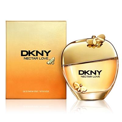 DKNY 蜜戀女性淡香精50ml-加贈隨機小香