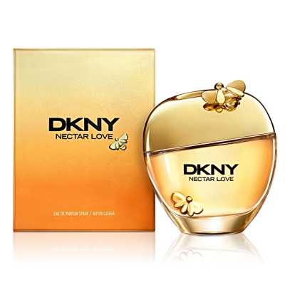 DKNY Nectar Love 蜜戀女性淡香精50ml-加贈隨機小香