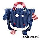 Les Deglingos 立體玩偶背包(兒童背包)-河馬 (HIPPIPOS)