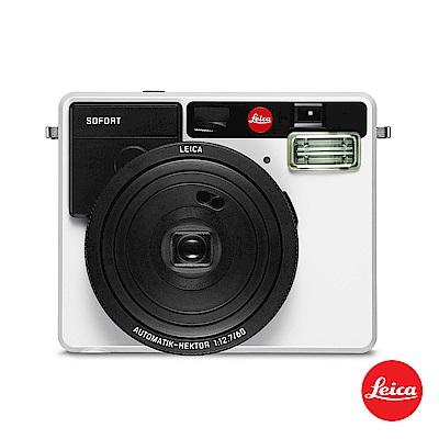 Leica 徠卡 Sofort 拍立得相機(公司貨)-白色