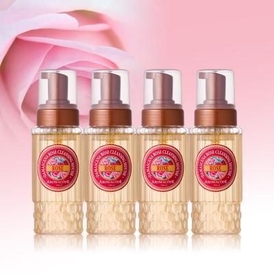 ARWIN雅聞 香氛密碼 大馬士革玫瑰氨基酸洗卸二用慕絲250mlx4入