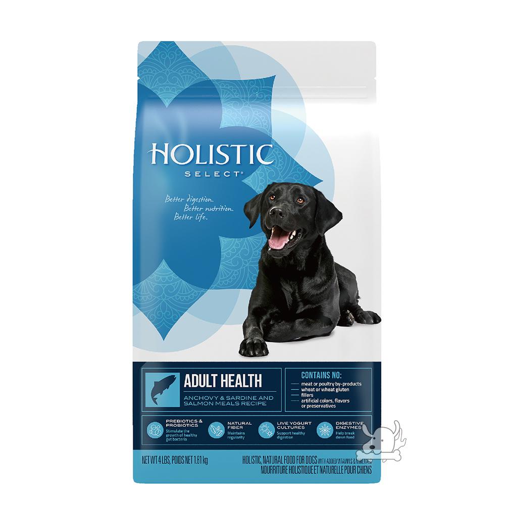 Holistic Select 活力滋 成犬 三種魚挑嘴美膚配方 15磅 X 2包