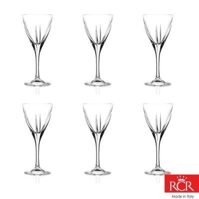 義大利RCR芙斯無鉛水晶葡萄酒杯(6入)_250cc