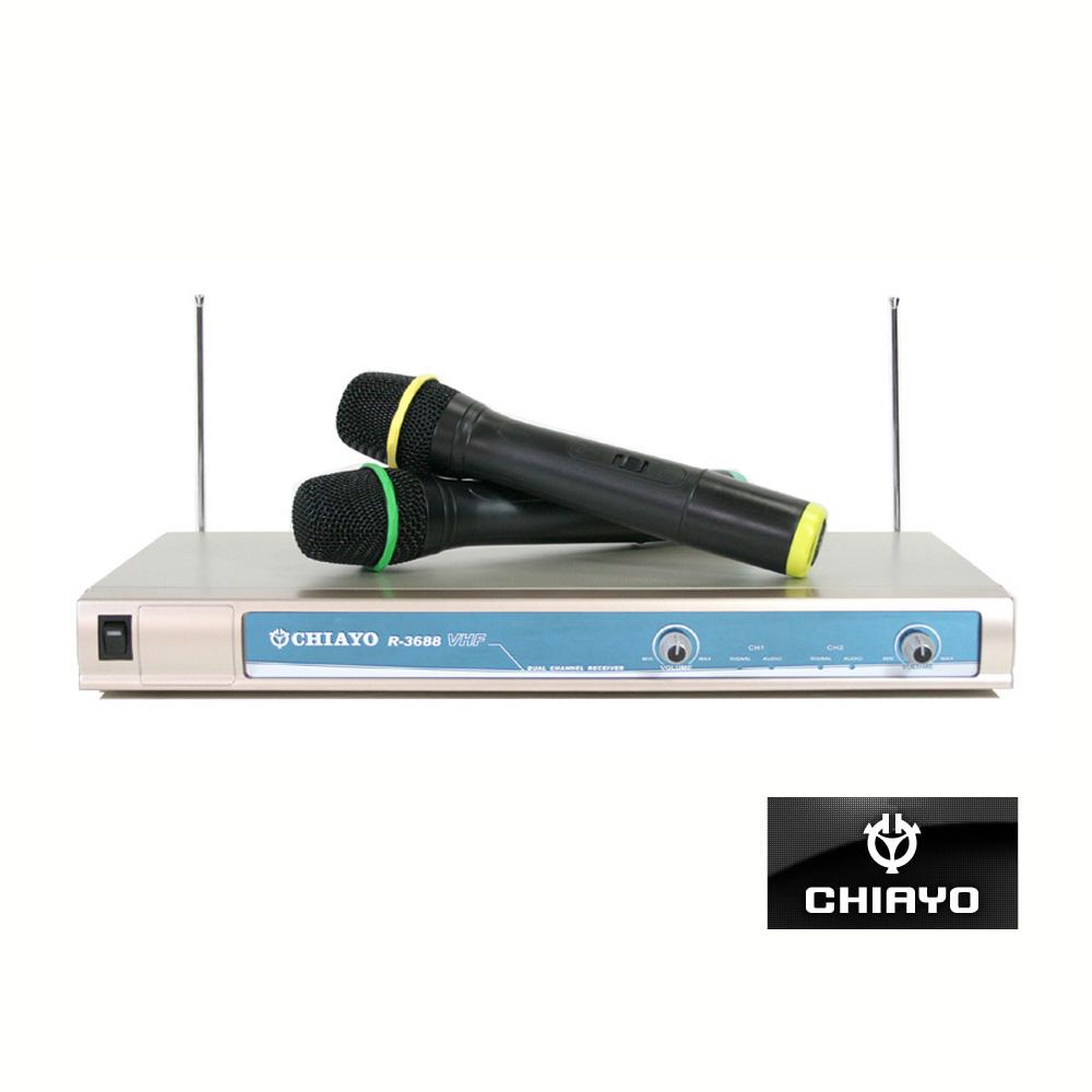 CHIAYO 嘉友R-3688專業VHF無線麥克風