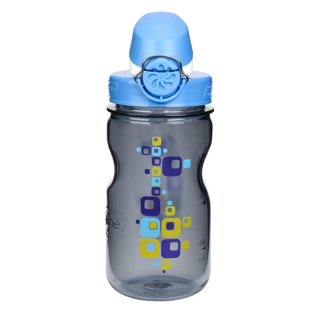 Nalgene OTF兒童運動型水壼(375cc)  方格