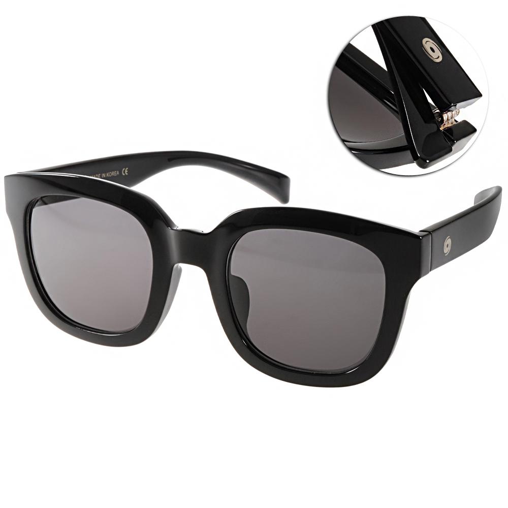 Go-Getter太陽眼鏡 個性方框/黑#GS4009 01