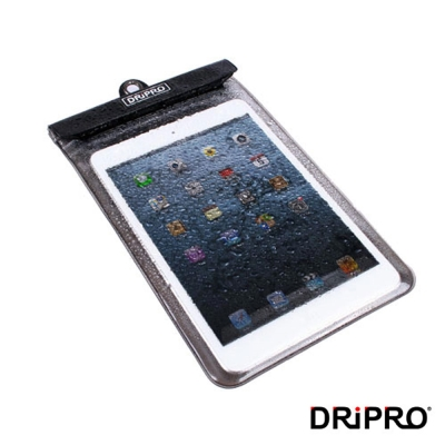 Dripro iPad mini 手機/平板防水袋子(贈送防水耳機,吊繩)