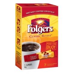 FOLGERS 即溶咖啡-原味(14g)