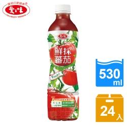愛之味 鮮採蕃茄汁SFN升級配方(530mlx24入)