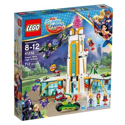 LEGO樂高 超級女英雄系列 41232 超級英雄高中 (8Y+)