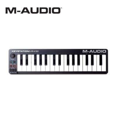 M-AUDIO Keystation Mini32II 迷你32鍵主控鍵盤