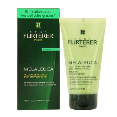 ReneFurterer萊法耶 Melaleuca白千層油性抗屑髮浴150ml