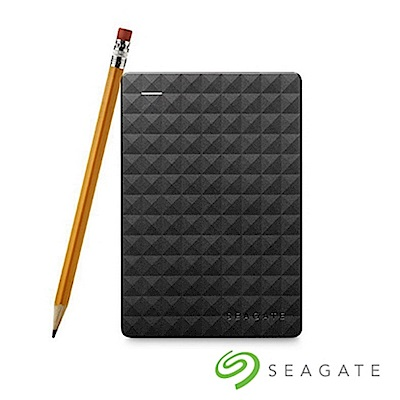[特殺]Seagate Expansion Portable 2TB 2.5吋新黑鑽外接硬碟