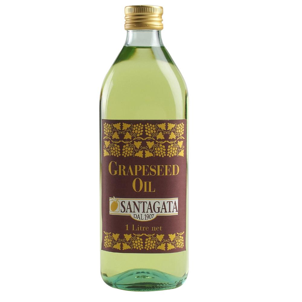 Santagata聖塔加 特級葡萄籽油(1000ml)