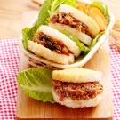 任選_喜生米漢堡 熱銷王3入組 (日式牛丼+薑燒豬+三杯雞)