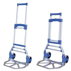 【COLOR】輕量鋁製折疊手推車(50kgs)