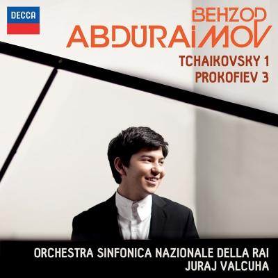 柴可夫斯基/第1號鋼琴協奏曲(1CD)