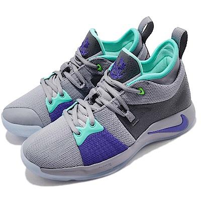 Nike 籃球鞋 PG 2 運動 大童 女鞋