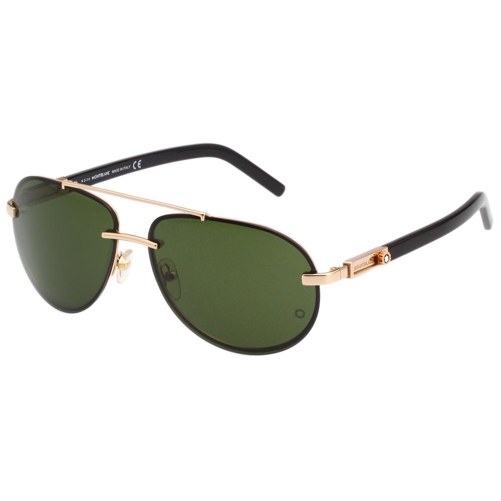 萬寶龍 MONTBLANC 太陽眼鏡 (金色)MB272S