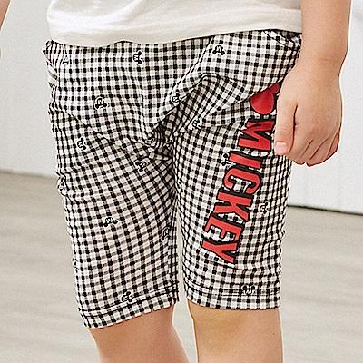 Disney 米奇系列酷帥簡約哈倫褲 (2色可選)