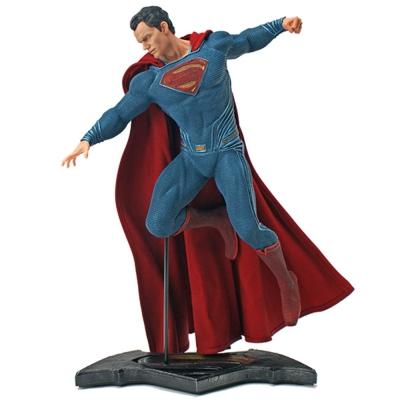 蝙蝠俠對超人 正義曙光 12.5吋 超人 克拉克肯特 雕像