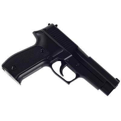 台灣製外銷版~P226加重版6mm彈徑手拉空氣BB槍