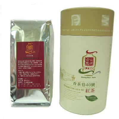 【魚池鄉紅茶】阿薩姆紅茶8號/紙罐(75gx5瓶)