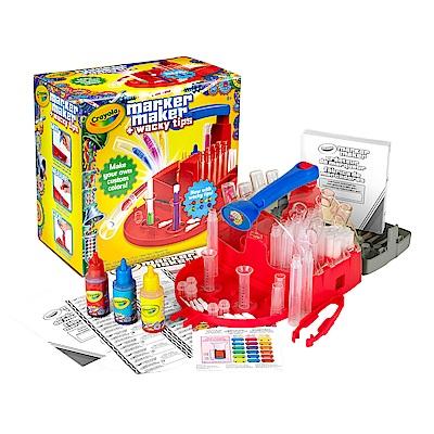 美國 Crayola繪兒樂 創意線條彩色筆DIY套裝(8Y+)