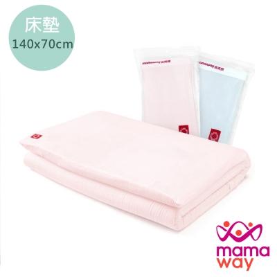 Mamaway 純棉嬰兒床套-床包(140*70CM/共兩色)