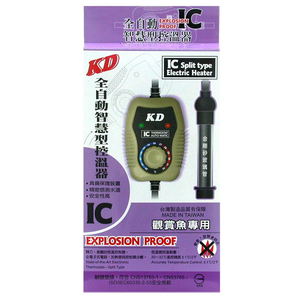 台灣製造KD全自動智慧型控溫器(150W)