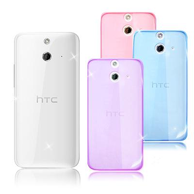 VXTRA 超完美 HTC One E8 清透0.5mm隱形保護套