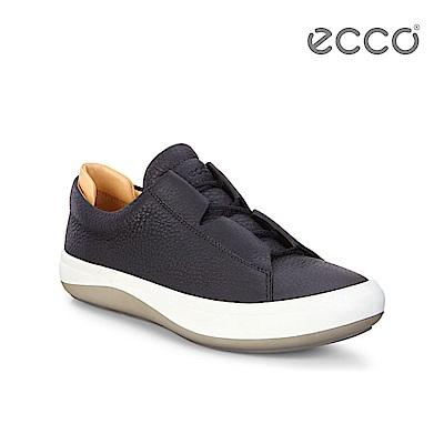 ECCO KINHIN 女 清新系列休閒鞋-黑