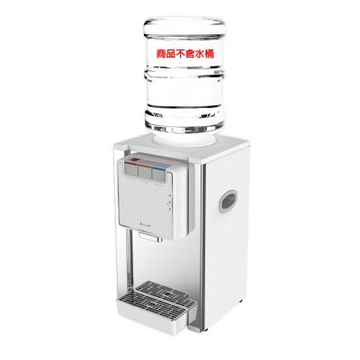 元山不鏽鋼桶裝水冰溫熱飲水機 YS-8201BWIB