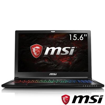 MSI微星-GS63-090-15吋電競筆電-i7