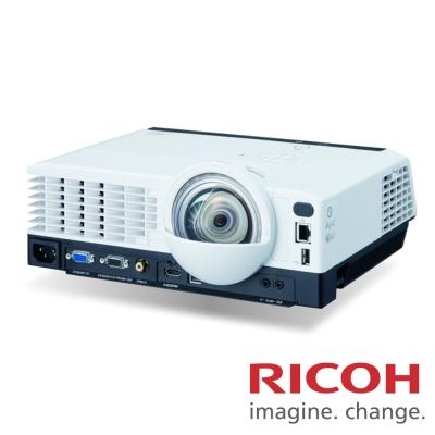 Ricoh 理光 PJ 系列短焦型投影機PJ X4240N