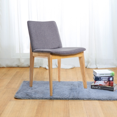 Jiachu 佳櫥世界-Eli愛里實木餐椅/二色-寬48.5x深60x高80cm