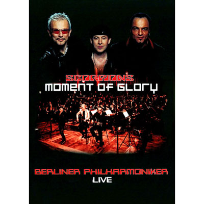 天蠍合唱團 - 光榮時刻-與柏林愛樂DVD
