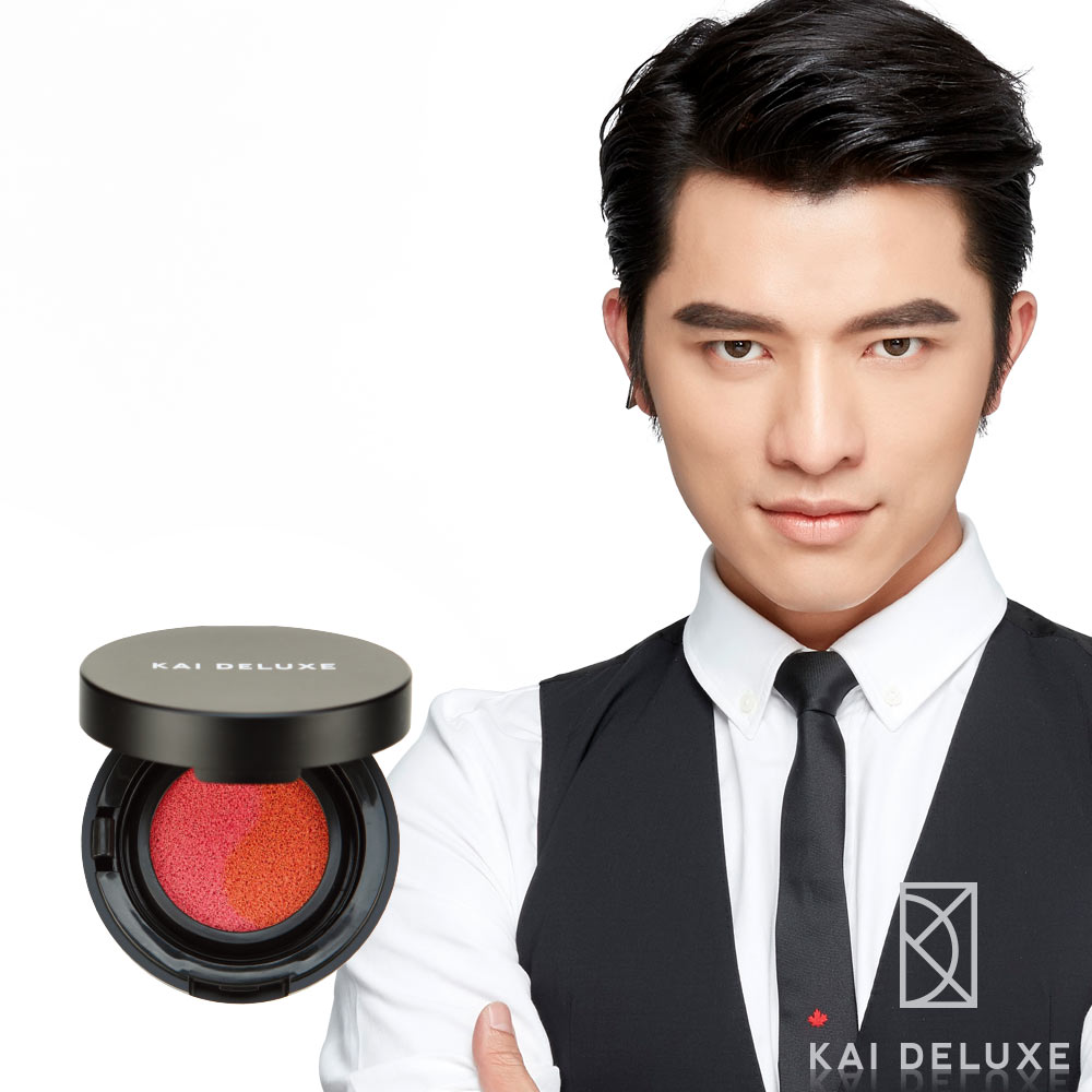 KAI DELUXE型色大師 雙色氣墊腮紅
