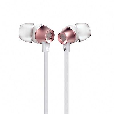 JELLICO 尊爵系列 完美好聲音 線控入耳式耳機/JEE-X13-RG