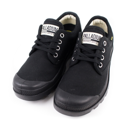 PALLADIUM PAMPA OX ORIGINALE 男休閒鞋 75331060 黑