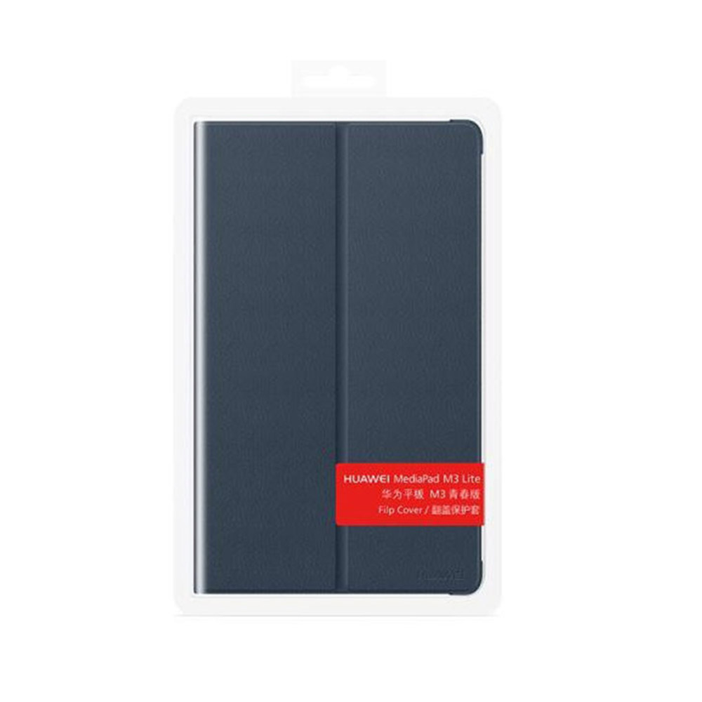 HUAWEI 華為 MediaPad M3 Lite 原廠翻蓋書本式皮套 (盒裝)