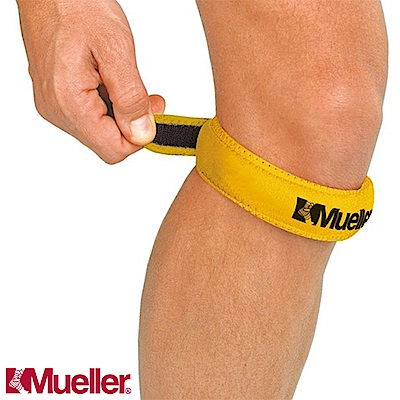 MUELLER慕樂 跳躍膝髕腱加壓帶 黃(MUA994)-快速到貨