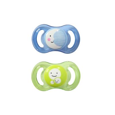 瑞典ESSKA 快樂系列矽膠奶嘴 快樂迷你-106_79106