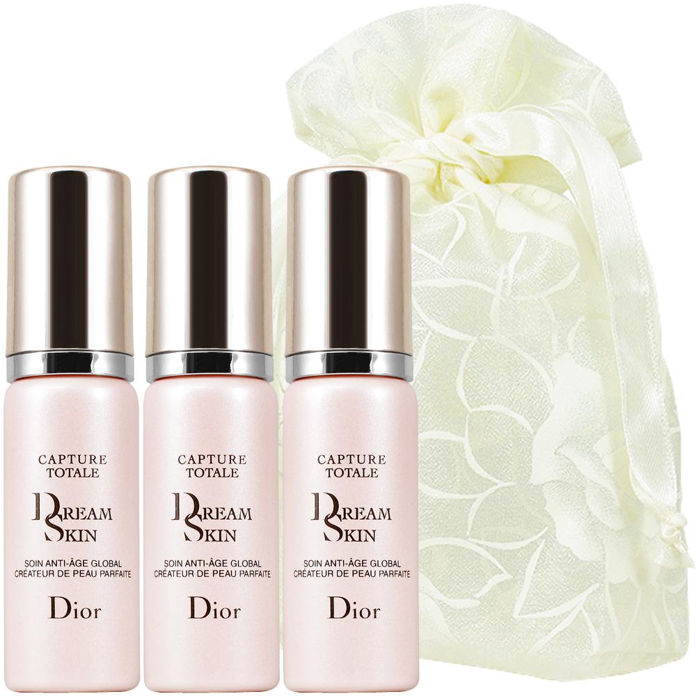 Dior 迪奧 夢幻美肌萃(7ml)3入旅行袋組