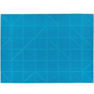 ZONE 棋盤餐墊(藍)
