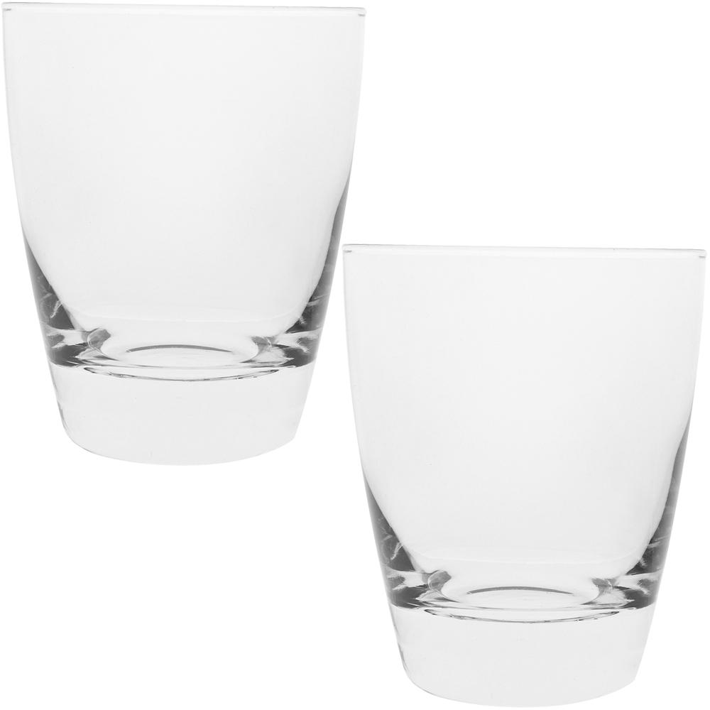 EXCELSA 晶透玻璃杯2入(300ml)