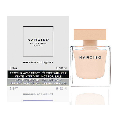 Narciso Rodriguez Poudr?e 裸時尚粉淡香精 90ml Tester