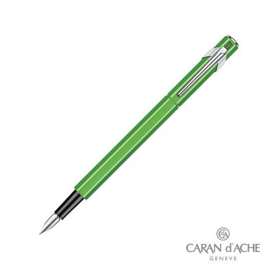 CARAN dACHE 卡達 - Office│line 849 鋼筆 螢光綠